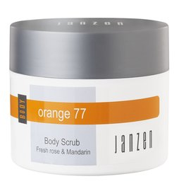 JANZEN Body Scrub Orange 77